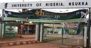 University of Nigeria Nsukka, UNN News